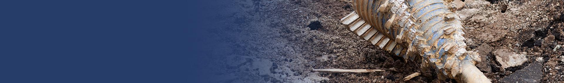 kopanie w ziemii